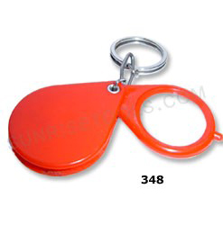 Eye magnifier with Key Chain