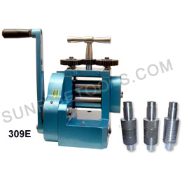 Mini Rolling Mill Single Body