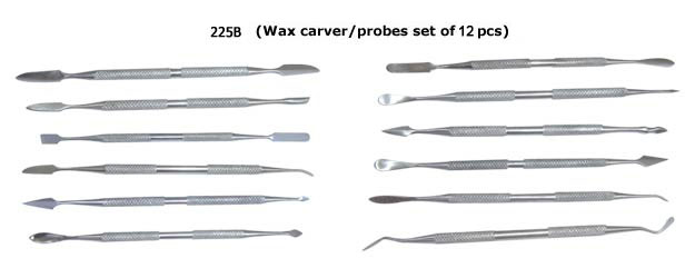 Wax Probes Stainless Steel