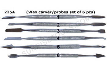 Stainless Steel Wax Carvers